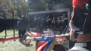 Girifalco, l'Arma dei carabinieri ricorda la strage aerea di Monte Covello