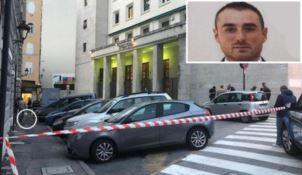 Uno dei due agenti uccisi, Matteo Demenego