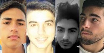 I quattro ragazzi scomparsi