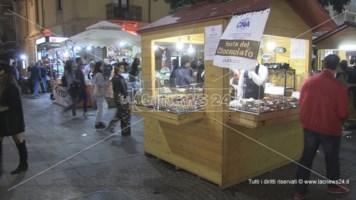 Cosenza, apre i battenti la nuova edizione della Festa del Cioccolato