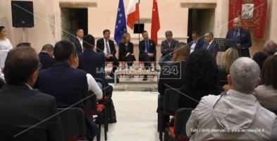 Accordo bilaterale Italia-Cina: la Calabria osservata speciale