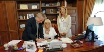 Unical e prefettura di Cosenza: intesa per la formazione del personale