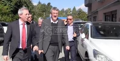 Cgil, Landini in Calabria: «Puntare sul Sud per uscire dalla crisi»