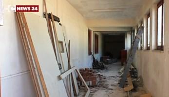 Incuria, degrado e abbandono: viaggio nell'ospedale fantasma di Gerace