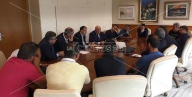 Sanzioni Ue a pescatori calabresi, Oliverio: «Se ne occuperà il ministero»