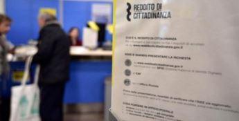 Reddito di cittadinanza a rischio sospensione per 500mila persone