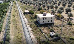 Il casello fantasma di contrada Sant'Irene