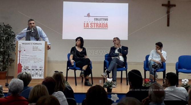 De Magistris a Reggio