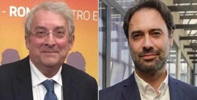 Ernesto Magorno e Francesco Laforgia