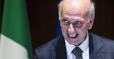 L'ex ministro Bussetti
