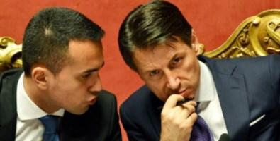 Di Maio avverte Conte: «Senza M5s non esiste il governo»