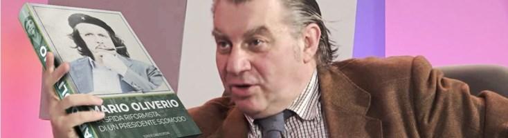 Michele Drosi e il suo libro su Oliverio