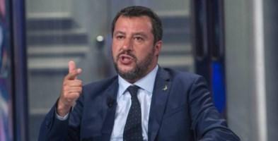 Salvini ospite di Porta a Porta