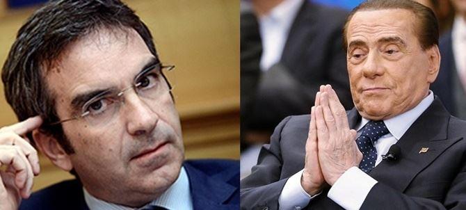 Roberto Occhiuto e Silvio Berlusconi