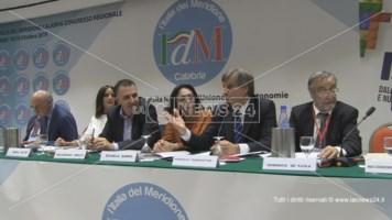 Orlandino Greco conferma il sostegno a Oliverio: «Idm resta al suo fianco»