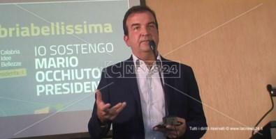 Regionali, Mario Occhiuto attacca la Santelli: «Tradito da chi ho gratificato, avanti lo stesso?»