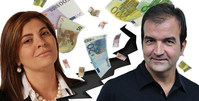 Cosenza, Iole Santelli e Mario Occhiuto