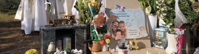 Un anno dalla tragedia di Stefania e dei suoi bimbi, papà Angelo: «Attendo ancora risposte»