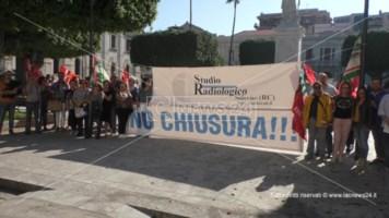 Studio radiologico di Siderno, i lavoratori pensano ad un nuovo sciopero
