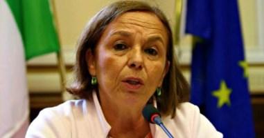 Il ministro Lamorgese