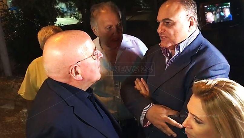 Locri, il presidente Oliverio incontra il sindaco Calabrese