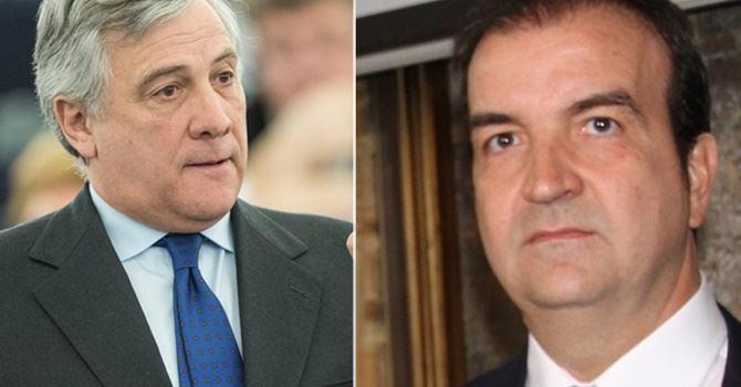 Antonio Tajani e Mario Occhiuto