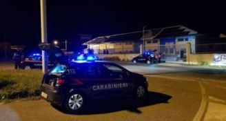 I carabinieri indagano sull'accaduto