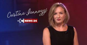 Cristina Iannuzzi, la cronista della gente che guida il Tg di LaC