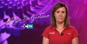 Letizia De Gaetano, la regista del Tg con la passione della telecamera
