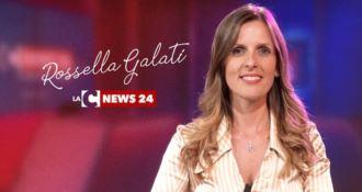 Rossella Galati, professionalità ed eleganza sempre in onda