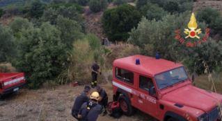Due cadaveri in un burrone nel Crotonese