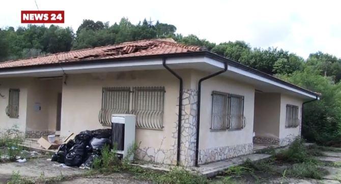 Casa famiglia fantasma a Dasà