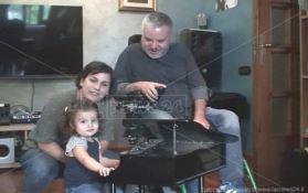 La famiglia di Igor Gullà