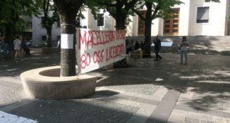 Si sposta in prefettura la protesta dei precari della sanità cosentina