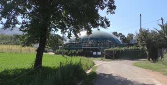 L'impianto di biogas di Laino Castello