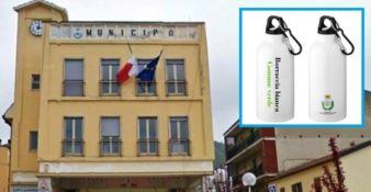 Castiglione Cosentino dice Stop alla plastica: a scuola con le borracce
