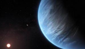 Il pianeta K2-18b