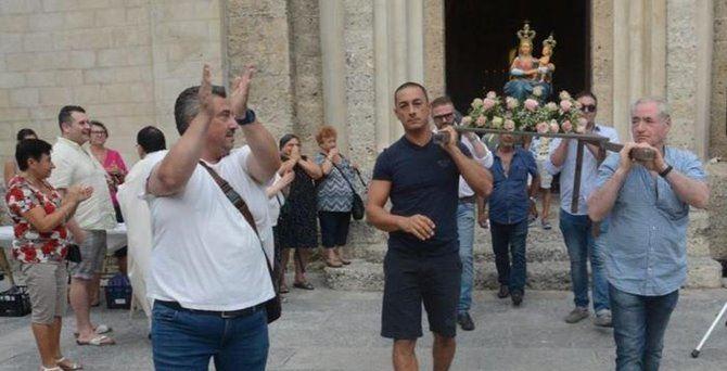 La processione di Ventimiglia