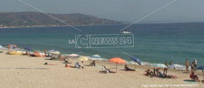 L'estate settembrina di Soverato, la preferita dai turisti stranieri