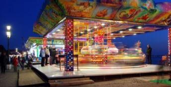 A Reggio il Luna park spegne luci e suoni per i bimbi disabili