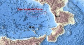 Scoperti tre nuovi vulcani a pochi km dalla costa tirrenica calabrese