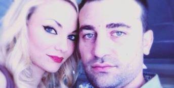 La giovane Anna Maria e il marito Paolo