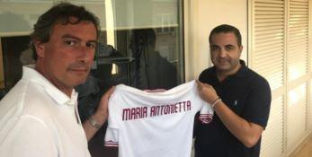 La Reggina in trasferta a Bari da Maria Antonietta Rositani: «È un esempio di vita»