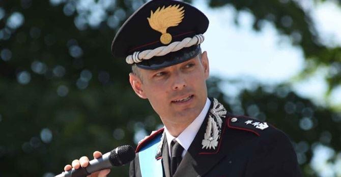 Il colonnello Gianfilippo Magro