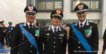 nella foto, da sinistra: Vincenzo Paticchio, Luigi Robusto, Andrea Paterna
