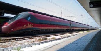 Ferrovie, Italo arriva in Calabria: partono le corse prova