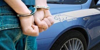 Arresti della Polizia