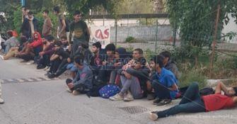 Una settantina di migranti approdano a Sellia Marina, nuovo sbarco in Calabria