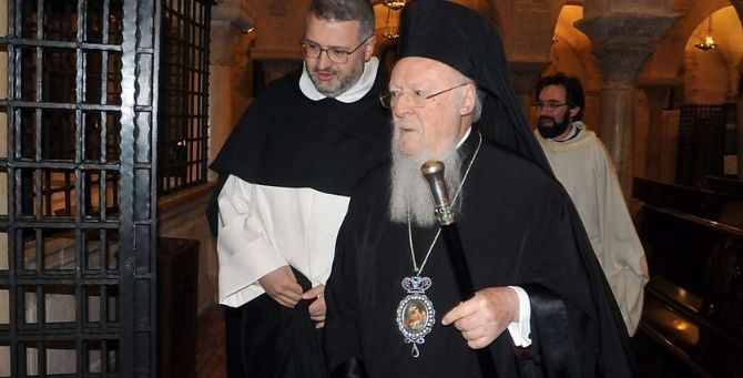 Patriarca ortodosso Bartolomeo I