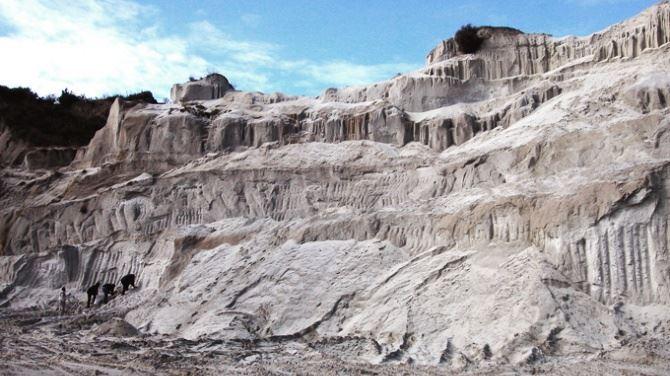 Sito paleontologico di Cessaniti (foto Paleoitalia.org)